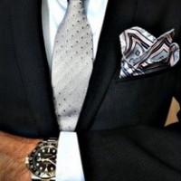 О мужском галстуке
